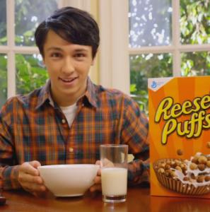 Reese's Puffs Taste Jam